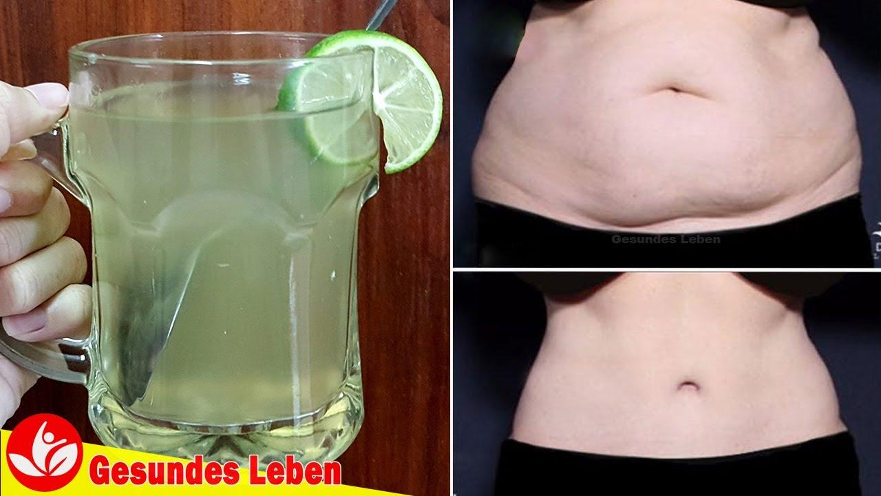 Getränke, um Bauchfett-Schnellzüge zu verlieren