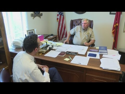 Unicoi County Sheriff Threatening To Sue County Commission