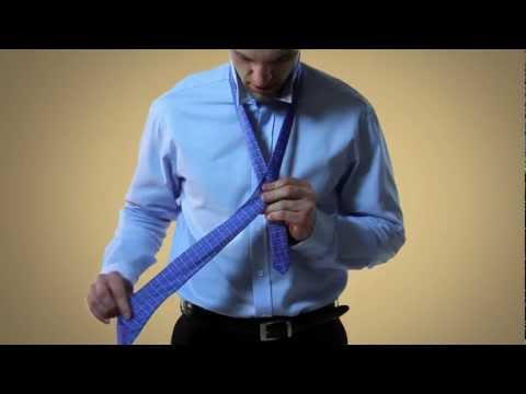 How To Tie Necktie