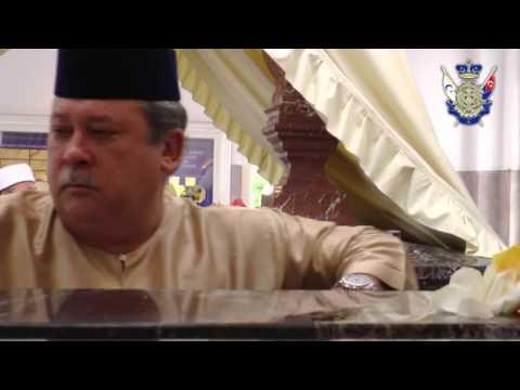 Majlis Istiadat Ziarah Makam DiRaja Johor Sempena Hari Hol Almarhum Sultan Iskandar