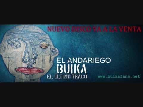 """BUIKA: El andariego (del disco """"El último trago"""")"""
