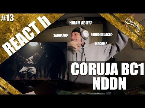 Coruja BC1 - NDDN  [ REACT h #13 / Análise ]