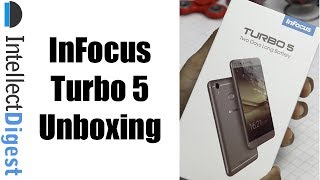 Infocus Turbo 5 Unboxing