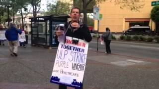 american sign languages interpreters united ulp strike in oakland may 5 2014
