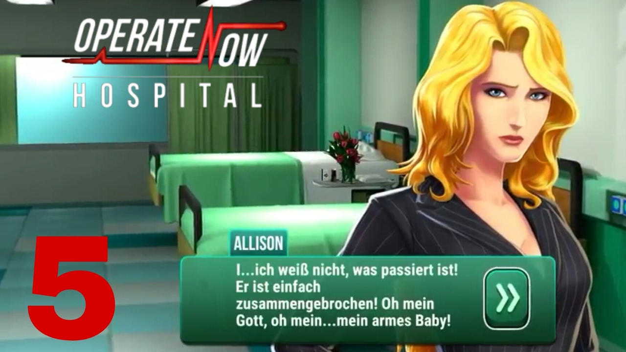 Operate Now Hospital Hilfe