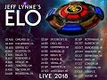ELO - ALL OVER THE WORLD  - OAKLAND 8/2/2018 - ORACLE ARENA
