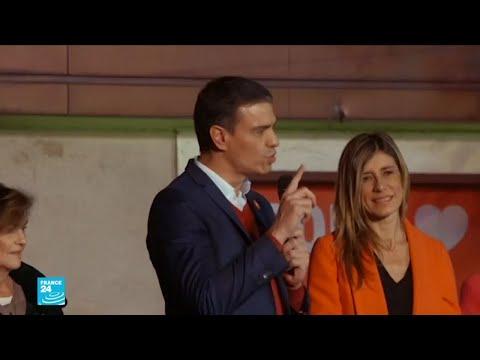 انتخابات إسبانيا: الإشتراكيون في مهمة صعبة لتشكيل الحكومة  - نشر قبل 3 ساعة