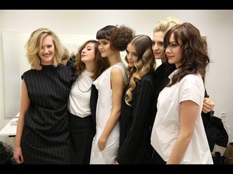 DESSANGE PARIS hairshow