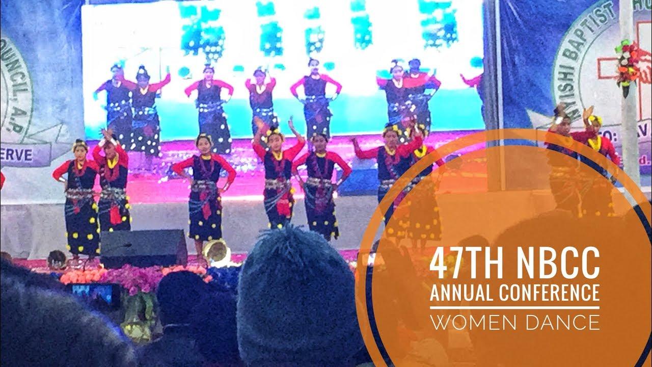 NBCC 47th Annual Conference women dance | ggbai