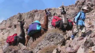 2MIN Geog - Fold Mountains: Andes