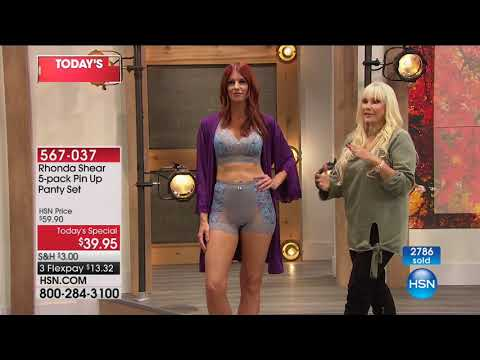 HSN | Body Solutions by Rhonda Shear 10.11.2017 - 12 AM