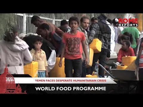 Yemen faces desperate humanitarian crisis