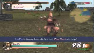 Dynasty Warriors 3 Xtreme Legends - He Fei Castle (Dong Zhuo