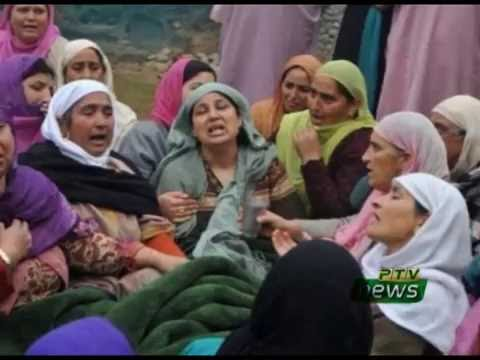 Indian Army Killing Innocents -kashmir pellet guns