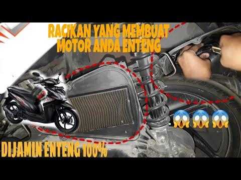 CARA MEMBUAT MOTOR BERTENAGA DAN ENTENG( UNTUK SEMUA MOTOR ) - HONDA BEAT