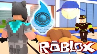 FLOAT GYM BADGE!! | Pokémon Brick Bronze [#14] | ROBLOX