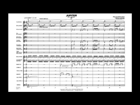 Jupiter (from The Planets) by Holst/arr. Jay Bocook