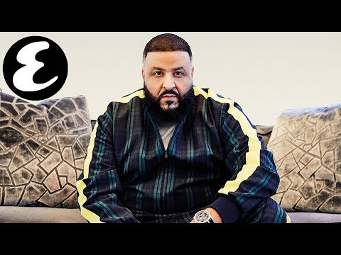 DJ Khaled on the cover | Esquire Weekly