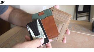 3 Slim Wallets you will Like - Carbon Fiber Wallet