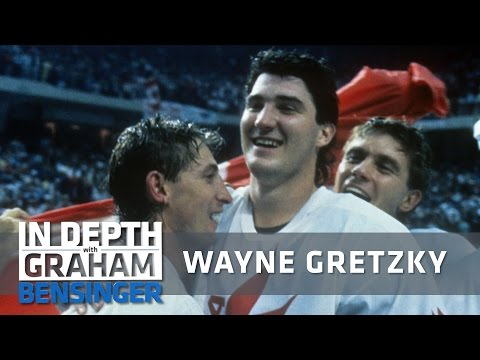 Wayne Gretzky: Mario Lemieux is a better scorer than I