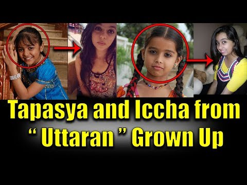 Tapasya And Iccha From 'Uttaran', They Are All Grown Up ✔