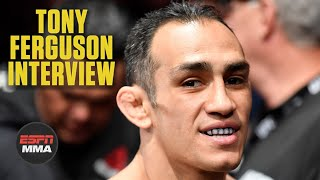Tony Ferguson ready to fight, has regained love for MMA after loss to Gaethje | ESPN MMA