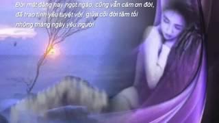 Nhạc Việt - Tóc Mây Nào Bay (Lê Vân Tú) - Thu Trang