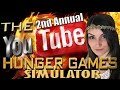 The 2nd Annual YouTube Hunger Games Simulator 2016 Edition