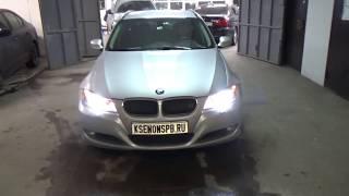 BMW eski ko'zoynak bilan 3 E90/91 Ta'mirlash headlights