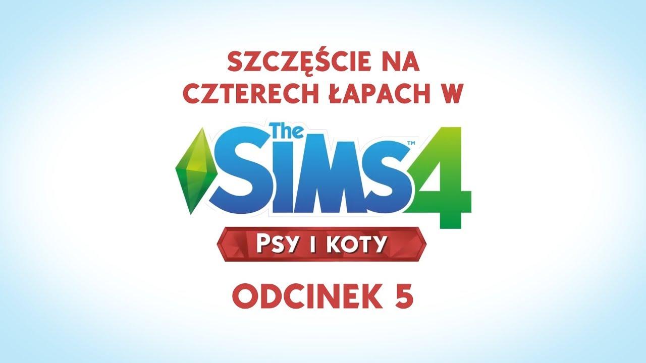 Szczęście na czterech łapach w The Sims 4 – odcinek 5