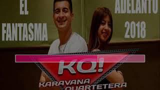 Karaoke El Fantasma - Karavana Quartetera / Cristian Ft. Lucia Juarez