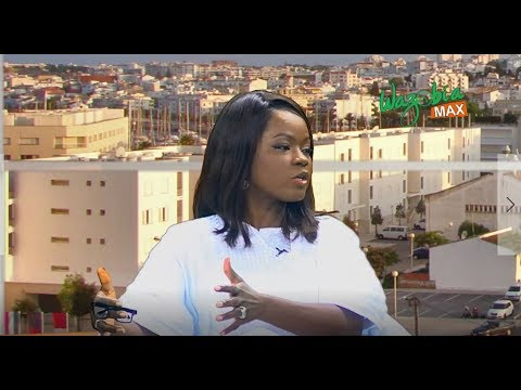 Macdella Cooper, Liberian Presidential Candidate  on #HelloNigeria