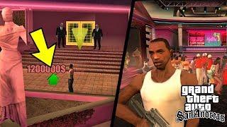 GTA SAN ANDREAS'da Vice City'de ki GECE KULÜBÜNÜ ALMAK!