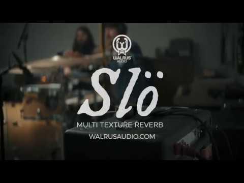 Walrus Audio Pedal Play: The Slö Multi Texture Reverb Pt. 2