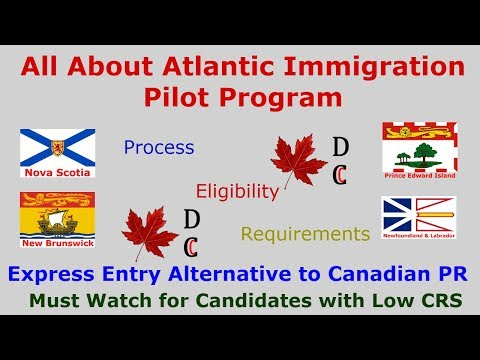 All About Atlantic Immigration Pilot Program Canada | Atlantic Canada Immigration