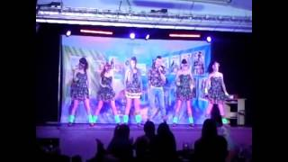 Girls On Film Haven Golden Sands Funstars 2014