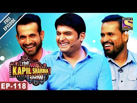 The Kapil Sharma Show - दी कपिल शर्मा शो - Ep - 118 -Pathan Brothers in Kapil's Show- 2nd July, 2017