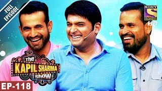 The Kapil Sharma Show - दी कपिल शर्मा शो - Ep - 118 -Pathan Brothers in Kapil