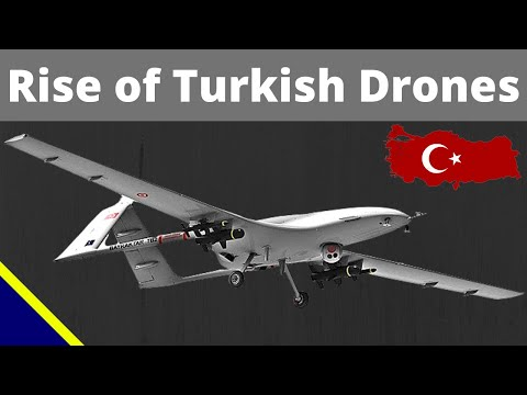 Rise of Turkish Drones    Why the Bayraktar TB2 drone is so successful