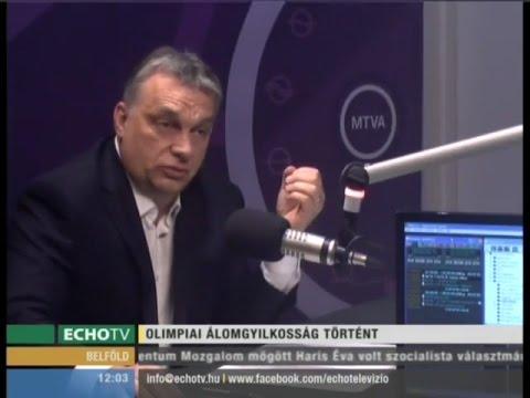 Orbán Viktor a Momentumról