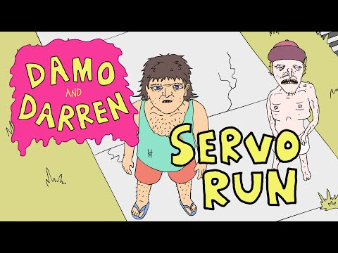 """Damo and Darren 5 - """"Servo Run"""""""