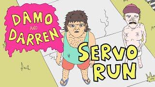 Damo and Darren 5 - 'Servo Run'