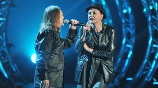 "The Voice of Poland - Natalia Sikora i Marek Piekarczyk - ""Spóźnione pytania"""