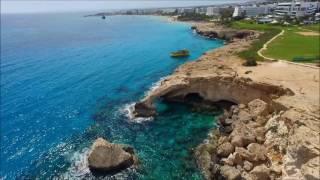 Кипр, обзорное видео. Phantom 3(Фильм собран более чем из 20-ти видеозаписей полетов во время посещения замечательного острова Кипр., 2016-05-28T20:15:16.000Z)