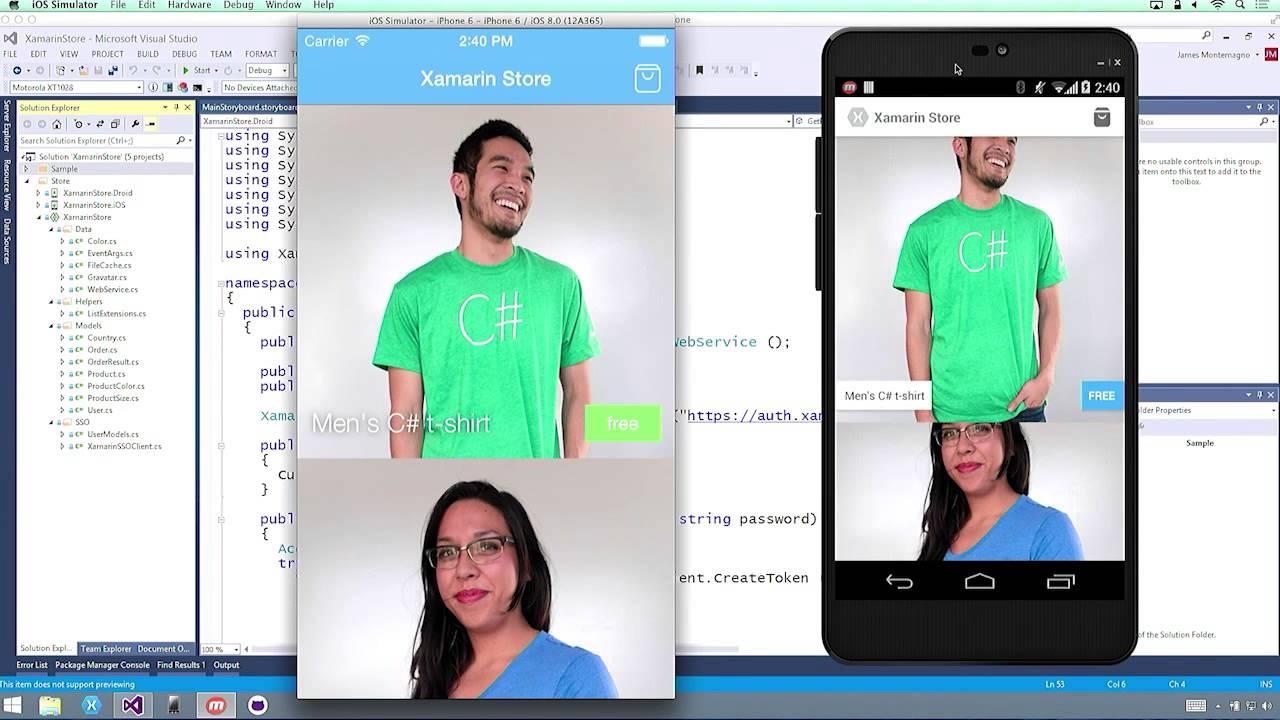 xamarin mobile application development for ios pdf