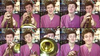 Jacob Collier - Hideaway for Brass Ensemble