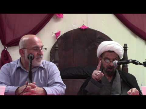 Tafseer of Surah Fatiha - Session 4 - Sheikh Abdul Lateef al-Khafaji
