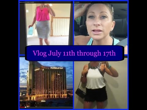 NEW Vlog July 11th through 17th Stella and Dot Hoopla LisaSz09