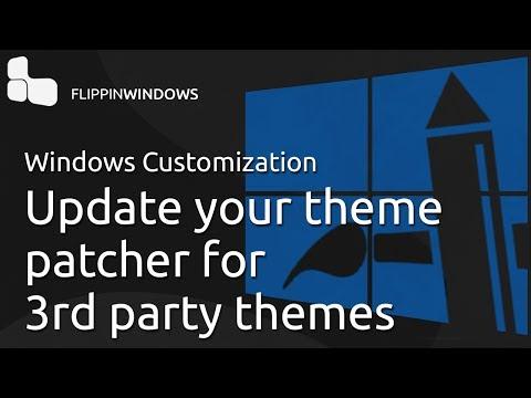 Uxtheme patch for windows 7 build 7100 - sevenforumscom