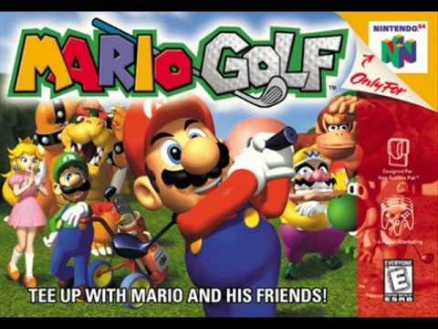 Mario Golf - Full Soundtrack